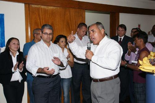 inauguração da nova sede sinpospetro-rj